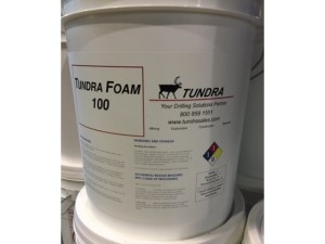 Tundra Drilling Foam
